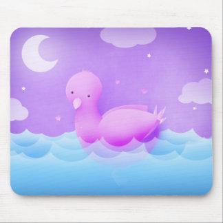 The biggest bird bath - mouse mat mouse pad