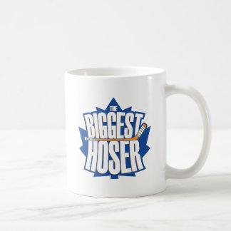 The Biggest Hoser Classic White Coffee Mug