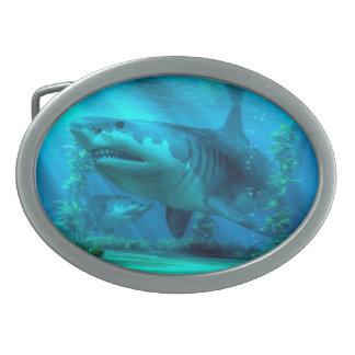 The Biggest Shark Belt Buckles