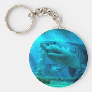 The Biggest Shark Key Chains