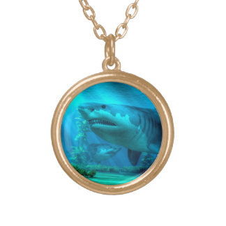 The Biggest Shark Necklace