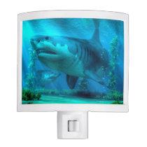 The Biggest Shark Night Light