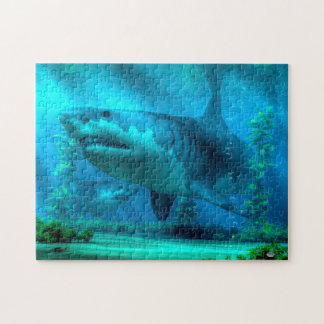 The Biggest Shark Puzzles