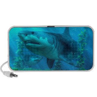 The Biggest Shark Notebook Speaker
