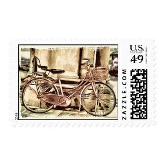 The Bike Stamp
