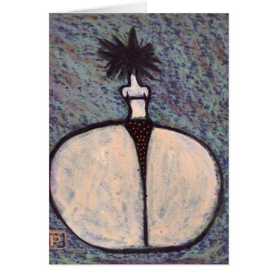 THE BIKINI CARD