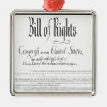 The Bill of Rights Christmas Tree Ornament