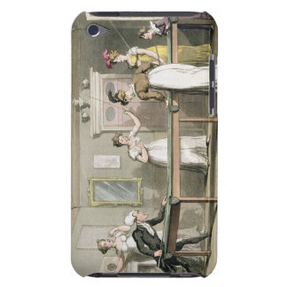 The Billiard Table, from 'The Tour of Dr Syntax in iPod Touch Case-Mate Case