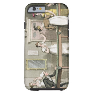 The Billiard Table, from 'The Tour of Dr Syntax in Tough iPhone 6 Case