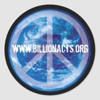 The Billion Acts of Kindness Lap Top Stickers