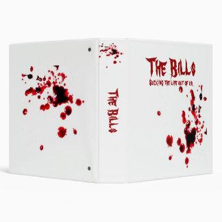 The Bills Binder