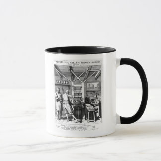 The bindery of Laurens Janszoon Koster Mug