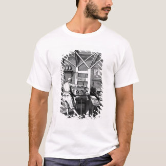 The bindery of Laurens Janszoon Koster T-Shirt
