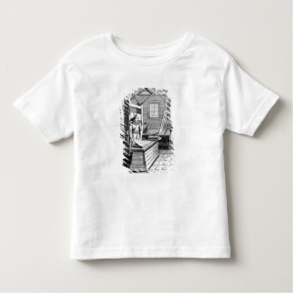 The Bindery of Laurens Janszoon Koster Toddler T-shirt