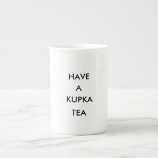 The Binge Media Kupka Tea Cup