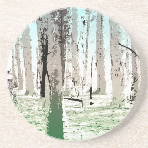 The Birch Forest Coaster