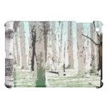 The Birch Forest iPad Mini Cases