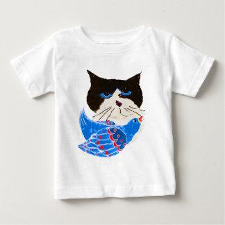The Bird CAT Baby T-Shirt