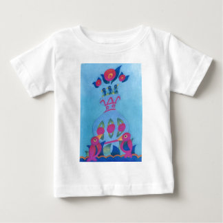 The Bird Family Baby T-Shirt