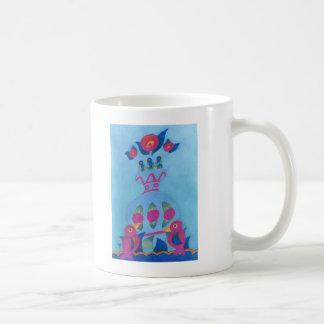 The Bird Family Mugs