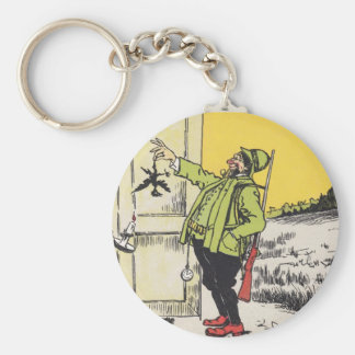 The Bird Hunter's Wife ~ Not So Enthusiastic Keychain