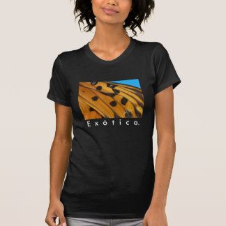 The bird in the air. - Colors. T-Shirt
