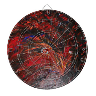 The Bird In The Night Dartboard