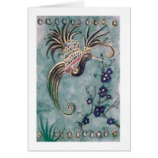 The Bird King Card