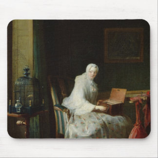 The Bird Organ or A Woman Varying Her Mouse Pad
