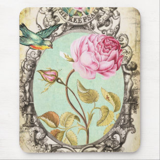 *tHe BiRD & tHe RoSe* Mouse Pad