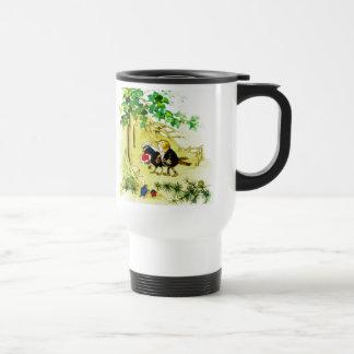 The Bird Wedding Travel Mug