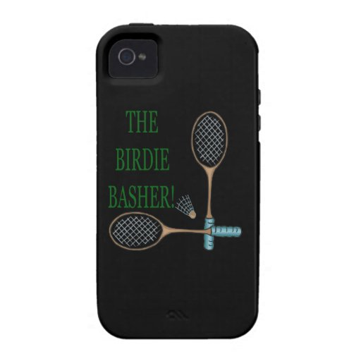 The Birdie Basher 2 Case-Mate iPhone 4 Covers