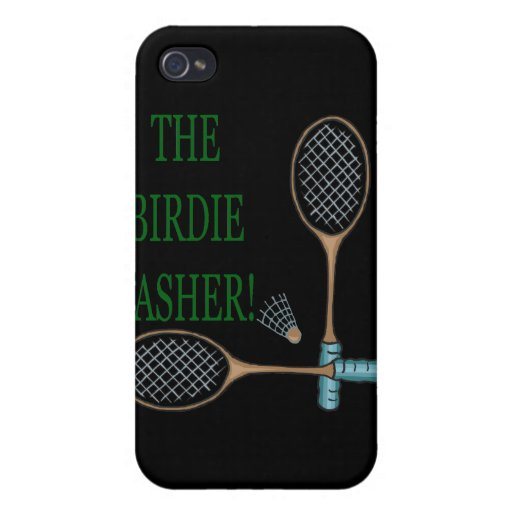 The Birdie Basher 2 Covers For iPhone 4