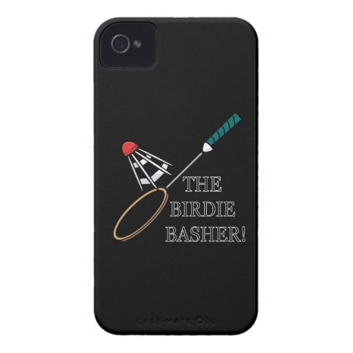 The Birdie Basher iPhone 4 Cover