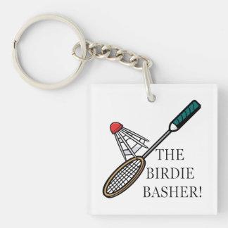 The Birdie Basher Keychain