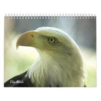The Birds Calendar