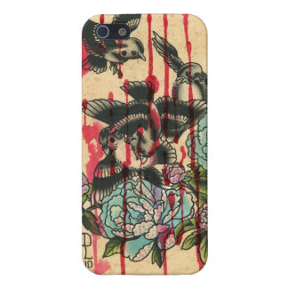 The Birds Case For iPhone SE/5/5s