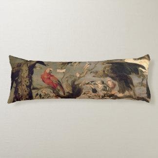The Bird's Concert 2 Body Pillow