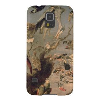 The Bird's Concert Galaxy S5 Cover