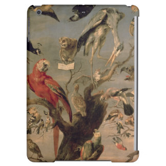 The Bird's Concert iPad Air Cover