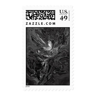 The Birds Nest Postage Stamp