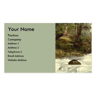 The Birks o'Aberfeldy, Perth and Kinross, Scotland Business Card