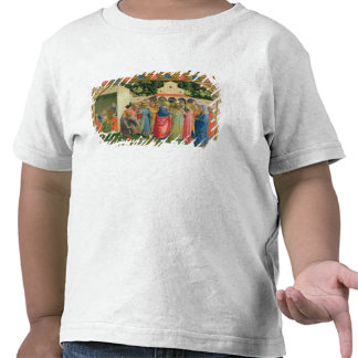 The Birth and Marriage of the Virgin T-shirts