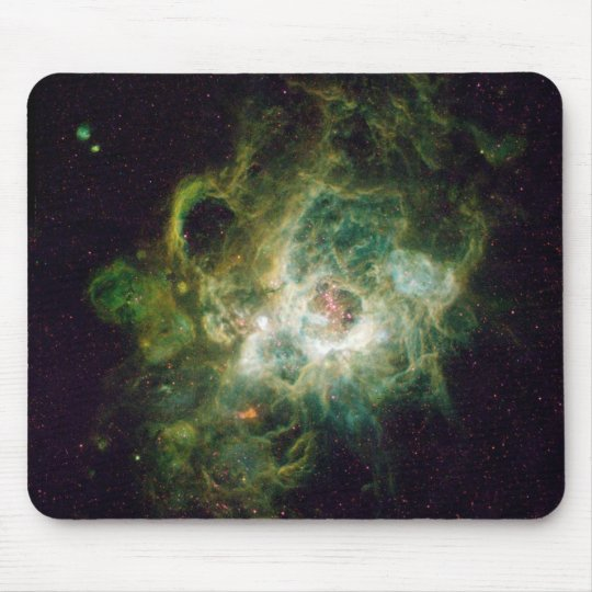 The Birth Of A Star Mouse Pad