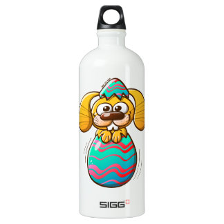 The Birth of an Easter Bunny SIGG Traveler 1.0L Water Bottle
