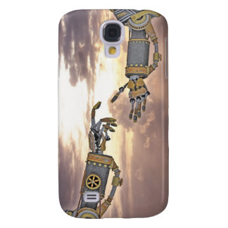 The Birth of Artificial Intelligence Samsung Galaxy S4 Cover