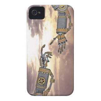 The Birth of Artificial Intelligence iPhone 4 Case-Mate Case
