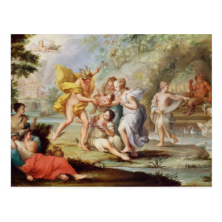 The Birth of Bacchus Postcard