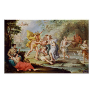 The Birth of Bacchus Poster