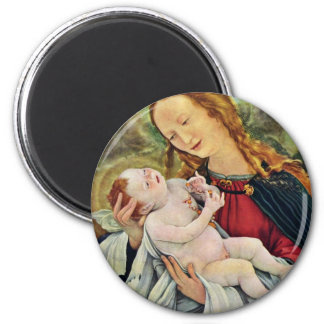The Birth Of Christ  By Grünewald Mathis Gothart ( Fridge Magnets